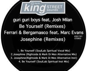 Guri Guri Boys, Be Yourself (SoulLab Spiritual Vocal Mix), mp3, download, datafilehost, fakaza, Deep House Mix, Deep House, Deep House Music, Deep Tech, Afro Deep Tech, House Music