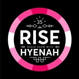 Hyenah, RISE Radio Show Vol. 35, mp3, download, datafilehost, fakaza, Afro House, Afro House 2019, Afro House Mix, Afro House Music, Afro Tech, House Music