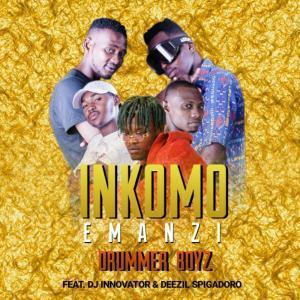Drummer Boyz, Inkomo Emanzi, Dj Innovator, Deezil Spigadoro, mp3, download, datafilehost, fakaza, Afro House, Afro House 2019, Afro House Mix, Afro House Music, Afro Tech, House Music