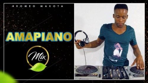 DOWNLOAD Romeo Makota – Amapiano Mix