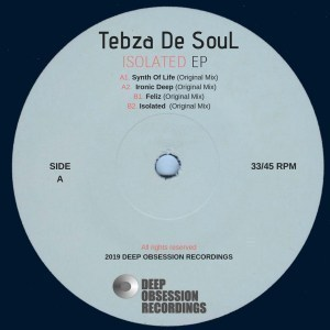 DOWNLOAD Tebza DE Soul – Ironic Deep (Original Mix) – ZAMUSIC