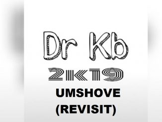 Dr Kb, Umshove (Revisit), mp3, download, datafilehost, toxicwap, fakaza, House Music, Amapiano, Amapiano 2019, Amapiano Mix, Amapiano Music
