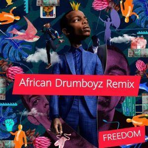 Zakes Bantwini, Moonga K, Freedom, African DrumBoyz Remix, mp3, download, datafilehost, fakaza, Afro House, Afro House 2019, Afro House Mix, Afro House Music, Afro Tech, House Music