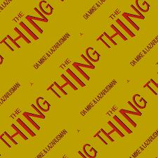 Da Mike, Lazarusman, The Thing (Original Mix), mp3, download, datafilehost, toxicwap, fakaza, Afro House, Afro House 2019, Afro House Mix, Afro House Music, Afro Tech, House Music