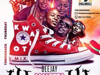 Dj Malebza, ThrowBack Thursday Kwaito Edition, mp3, download, datafilehost, toxicwap, fakaza, Kwaito Songs, Kwaito, Kwaito Mix, Kwaito Music, Kwaito Classics
