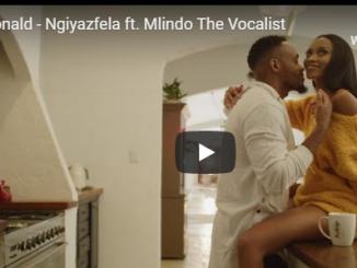 Donald, Ngiyazfela, Mlindo The Vocalist, mp3, download, datafilehost, fakaza, Afro House, Afro House 2019, Afro House Mix, Afro House Music, Afro Tech, House Music