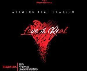 Atwork. Love Is Real (Remixes), Dearson, download ,zip, zippyshare, fakaza, EP, datafilehost, album, Soulful House Mix, Soulful House, Soulful House Music, House Music