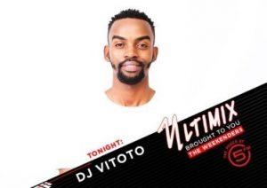 DJ Vitoto, 5FM Ultimix, mp3, download, datafilehost, fakaza, Afro House, Afro House 2019, Afro House Mix, Afro House Music, Afro Tech, House Music