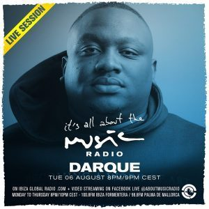 Darque, It's All About the Music Radio Show, mp3, download, datafilehost, fakaza, Afro House, Afro House 2019, Afro House Mix, Afro House Music, Afro Tech, House Music