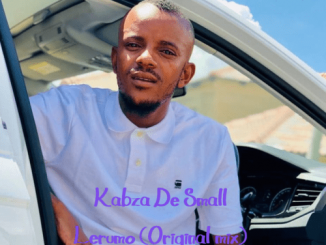 Kabza De Small, Lerumo (Original mix), mp3, download, datafilehost, toxicwap, fakaza, Afro House, Afro House 2019, Afro House Mix, Afro House Music, House Music, Amapiano, Amapiano 2019, Amapiano Mix, Amapiano Music