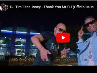 DJ Tira, Thank You Mr DJ, Joocy, video, mp3, download, datafilehost, toxicwap, fakaza, Afro House, Afro House 2019, Afro House Mix, Afro House Music, Afro Tech, House Music