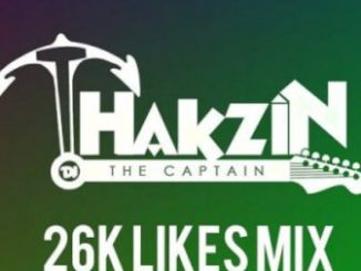 DJ Thakzin, 26K Likes Mix, mp3, download, datafilehost, toxicwap, fakaza, Afro House, Afro House 2019, Afro House Mix, Afro House Music, Afro Tech, House Music