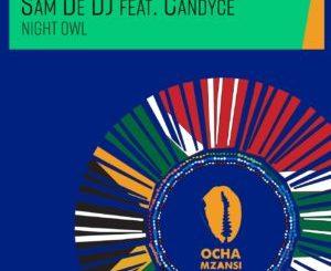 Sam De DJ, Candyce, Night Owl, Original Mix, mp3, download, datafilehost, toxicwap, fakaza, Jazz Songs, Jazz, Jazz Mix, Jazz Music, Jazz Classics, Pop Music, Pop, Afro-Pop