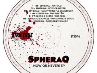 SpheraQ, Now Or Never!, download ,zip, zippyshare, fakaza, EP, datafilehost, album, Deep House Mix, Deep House, Deep House Music, Deep Tech, Afro Deep Tech, House Music