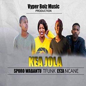 Sporo Wabantu, Tfunk, Lyza, Ncane, Kea Jola, mp3, download, datafilehost, toxicwap, fakaza, Afro House, Afro House 2019, Afro House Mix, Afro House Music, Afro Tech, House Music