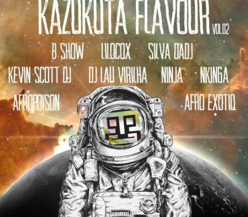 VA, Kazukuta Flavour Vol.02, download ,zip, zippyshare, fakaza, EP, datafilehost, album, Afro House, Afro House 2019, Afro House Mix, Afro House Music, Afro Tech, House Music