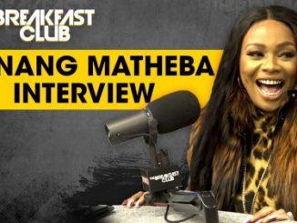 Watch Bonang Matheba's Interview On Breakfast Club, mp3, download, datafilehost, toxicwap, fakaza,