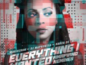 DOWNLOAD Mariechan – everything i wanted ft. DJ Maphorisa