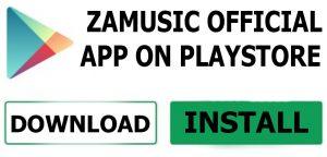zamusic music app on playstore main